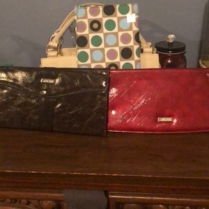 Miche purse with 3 covers